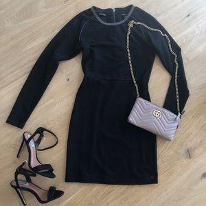 Black Scotch and Soda Dress